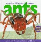 Ants, Patricia Grossman, 0761107304