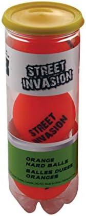 Street Invasion Orange Hard Balls