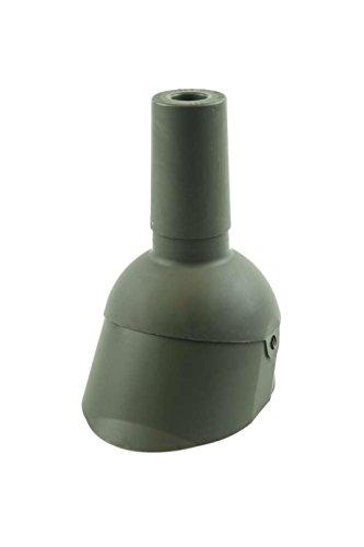Perma Boot 312-1.5 WW Repair Plumbing Vent Boot Repair System, 1-1/2-Inch Fits 1-1/2-Inch PVC Pipes, Weathered Wood ()