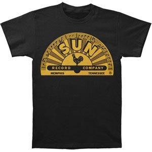 Sun Records - Memphis Logo T-Shirt Size ()