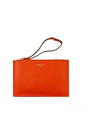 BORSA PATRIZIA PEPE 2V6542/A1W-I2F9 NEW ORANGE /SHINY GOLD