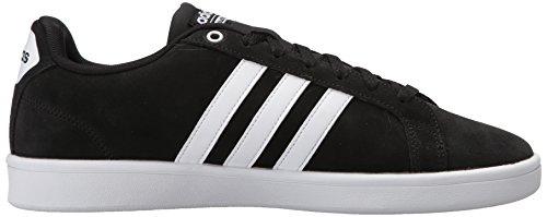 Sneaker Adidas Mens Cf Advantage Nero / Bianco / Argento Opaco