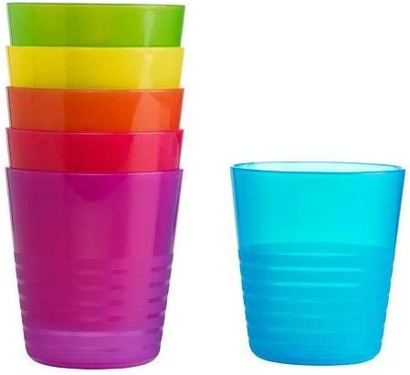 Amazon.com: Ikea Kalas - Vaso sin BPA, Paquete de 1: Kitchen ...