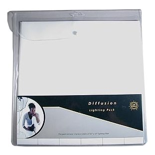 Lee Filters Diffusion Filter Lighting Pack, 12 Sheets, 10x12'' by Lee Filters