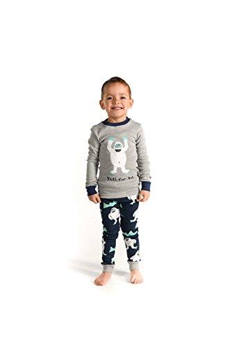 LazyOne Boys Yeti Kids Sleeve product image