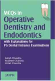 MCQ in Operative Dentistry and Endodontics with Explanations by Jaypee Brothers Medical Publishers