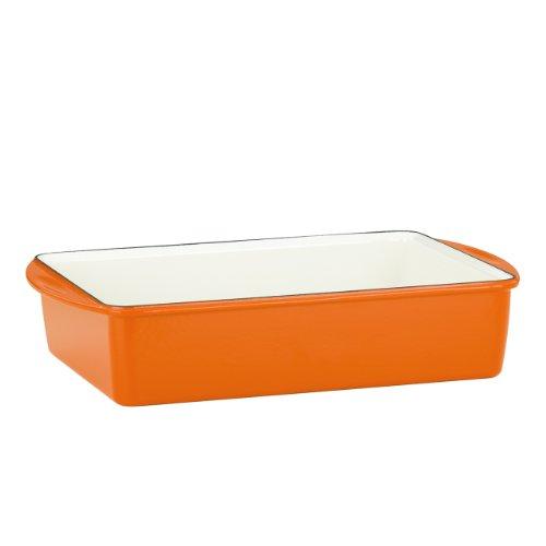 enameled cast iron lasagna - 4