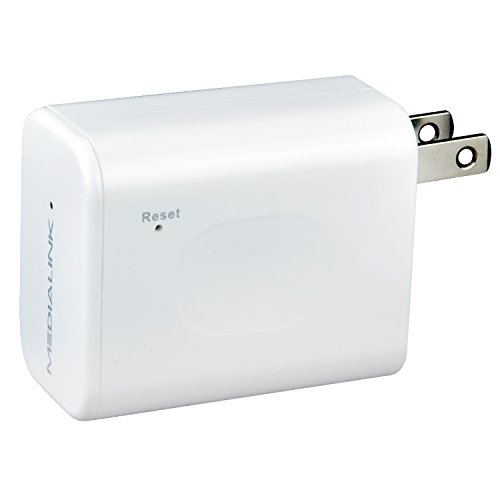 Medialink Wireless Travel Router - 150Mbps - Pocket Sized Ro