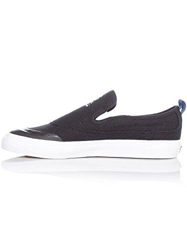 Slip 10 Adidas On Gum4 Chaussures Us Noir Matchcourt Core 44 Footwear Blanc Eu Slip Noir dUOxR
