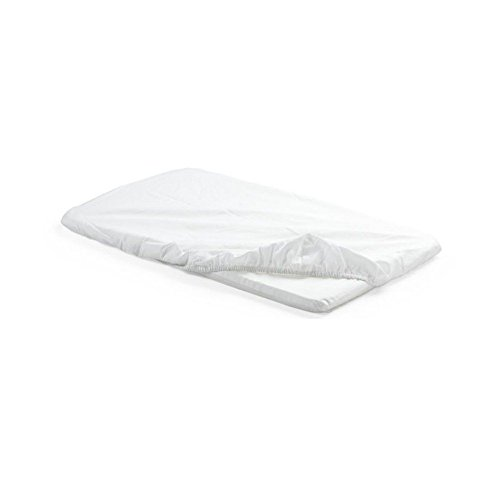 Stokke Home Cradle Fit Sheet - White
