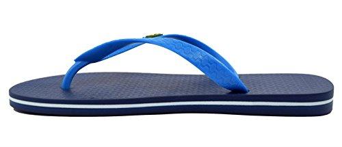 Brasil Menns Thong Asurblå Ipanema Annonse Sandaler 0xwF84