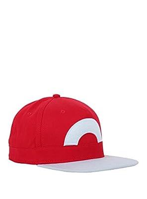 Pokemon Ash Cosplay Snapback Hat