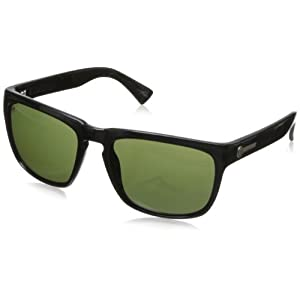 Electric Visual Knoxville Gloss Black/OHM Grey Sunglasses