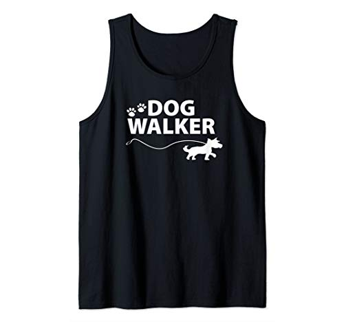 Dog Walker Tank Top