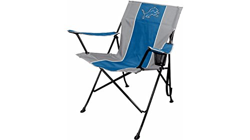 Folding Tailgate Tailgating Chair (NFL Portable Folding Tailgate Chair with Cup Holder and Carrying Case)