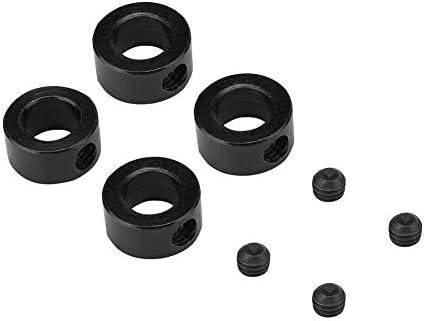 4PCS Impresora 3D T8 Collar de Bloqueo del Eje Bloque de ...