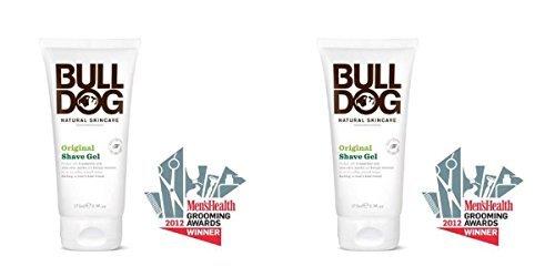 (2 PACK) - Bulldog Original Shave Gel | 175ml | 2 PACK - SUPER SAVER - SAVE MONEY