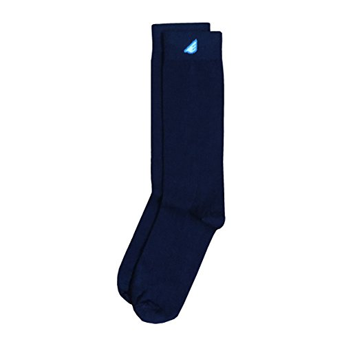 Boldfoot Socks - Mens Cotton Premium Quality Solid Color Dress Socks Gift 4-Pack, Made in America
