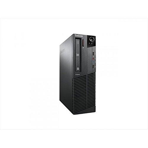 PC RICONDIZIONATO LENOVO M91p DESKTOP SFF INTEL CORE I5 2400 3, 10Ghz/4GB/250GB/DVD-RW/WIN 10 PRO (Ricondizionato Certificato)