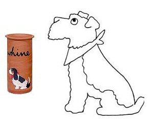 Welsh Terrier Whine Cooler