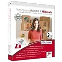 Homepage Maker 6 Ultimate