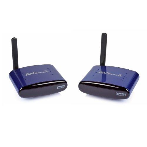 SainSonic Wireless Sharing Transmitter Receiver
