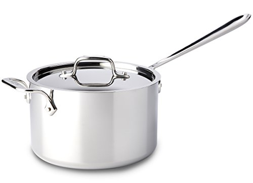 All-Clad 4204 with loop Stainless Steel Tri-Ply Bonded Dishw