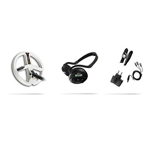 Detector de metales XP Deus Mini, WS4 Disco 22.5 cm alta frecuencia: Amazon.es: Bricolaje y herramientas