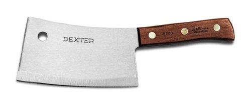 Dexter-Russell (S5288) - 8'' Heavy-Duty Cleaver - Dexter-Russell Series