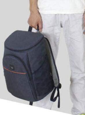 Storage Bags - 18l Picnic Backpack Basket Outdoor Cooler Insulated Box Travel Camping Bag - Bathroom Bulk Garage Plastic Underbed Hefty Coats Seal Acid Plaid Twist Bins Toys Gallon Dispenser Kid ()