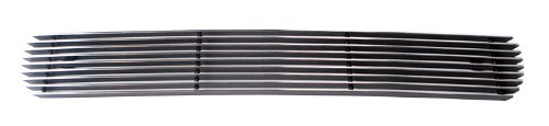 MaxMate 11-13 Chevy Silverado 2500/3500 Bolton Lower Bumper 1PC Horizontal Billet Polished Aluminum Grille Grill Insert
