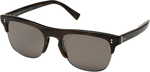 Dolce & Gabbana Women's 0DG4305 Striped Bordeaux/Brown - And Gabbana Striped Sunglasses Dolce