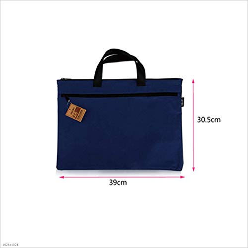 Mingteng Accordion Bag A4 Fashionable Bag Type Portable Document case 13 Pocket Storage case Large Capacity