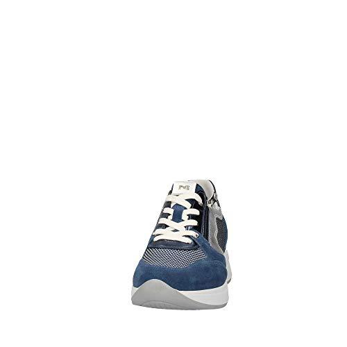 P907722d Nero Femme Sneakers 39 Giardini H6ax7wB
