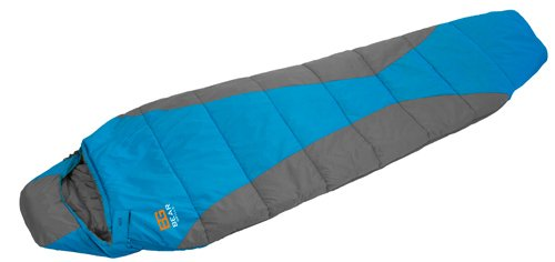 (Bear Grylls Sleeping Bag 0F Degree (Women) - Thermolite Fibre, Blue)
