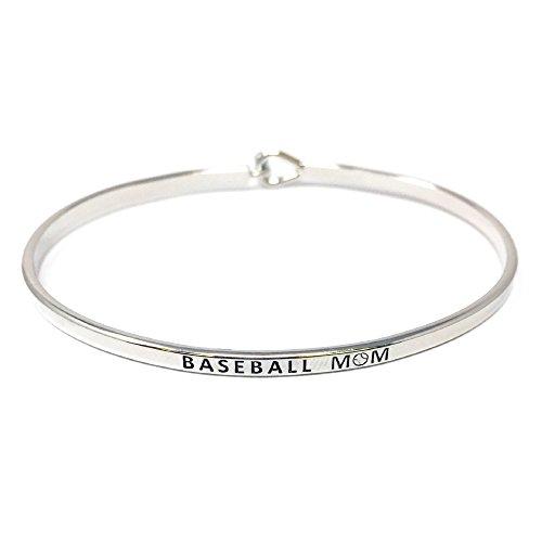 Baseball Mom Gifts - Me Plus Inspirational