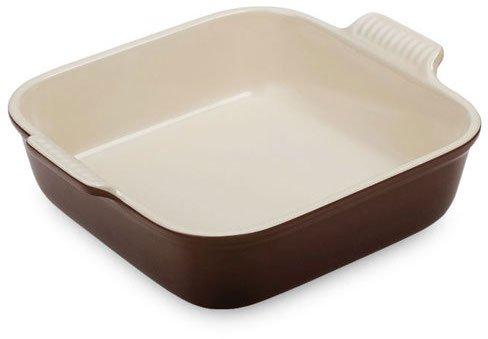Le Creuset Square Dish, Truffle - Truffle