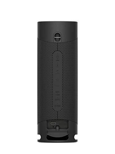 Sony SRS-XB23 EXTRA BASS Wireless Portable Speaker IP67 Waterproof BLUETOOTH and Built In Mic for Phone Calls, Black (SRSXB23/B) Black XB23