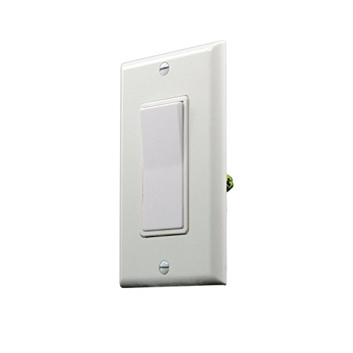 Skytech WS Wired Wall Mounted On/Off Fireplace Control (Avalon Fireplace Insert compare prices)