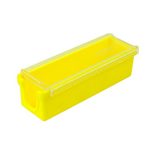 Casabella Butter Keep and Slice Measuring Tool, Yellow ()