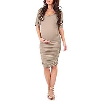 Vestidos corte imperio embarazadas
