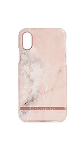 Richmond & Finch Pink Marble IPhone X Case, Pink/Rose Gold, iPhone X