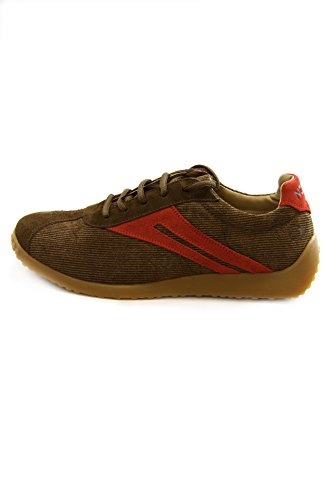 Baskets Nose pour Brown 43 multicolore homme Red ff4xwa
