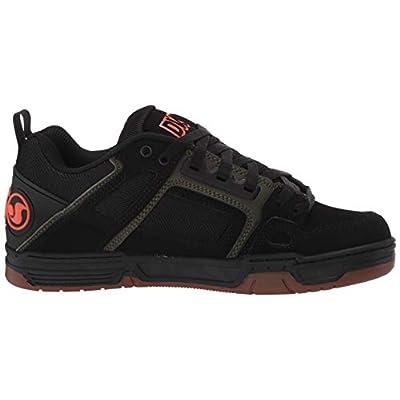 Dvs Footwear Mens Comanche Skate Shoe   Skateboarding