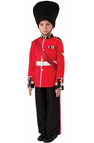 Child Palace Guard Costumes (British Palace Guard Soldier Child Costume (L))