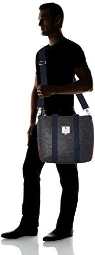 Modelo Gris Hombre Clarks Gray Clarks Y Hombre Color Marca Hombro De Shoppers Gris Bolsos Para The v04Hq