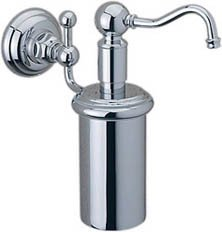 Amazoncom Rohl Wd850papc Rohl Soap Dispensers Wall Mounted