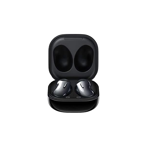 Samsung Galaxy Buds Live, True Wireless Earbuds w/Active Noise Cancelling (Wireless Charging Case Included), Mystic…