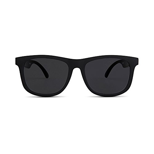 FCTRY Baby Opticals - Polarized Sunglasses w/ Strap - Kids/Girl/Boy (Black)(Ages - Strap Baby Sunglasses