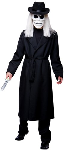 Puppet Master Blade Costume (Paper Magic Blade Costume Dress, Black, Medium)